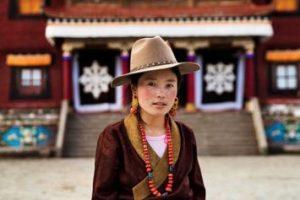 Mujer en Province, China. Foto:The Atlas of Beauty / Mihaela Noroc. Imagen Por: