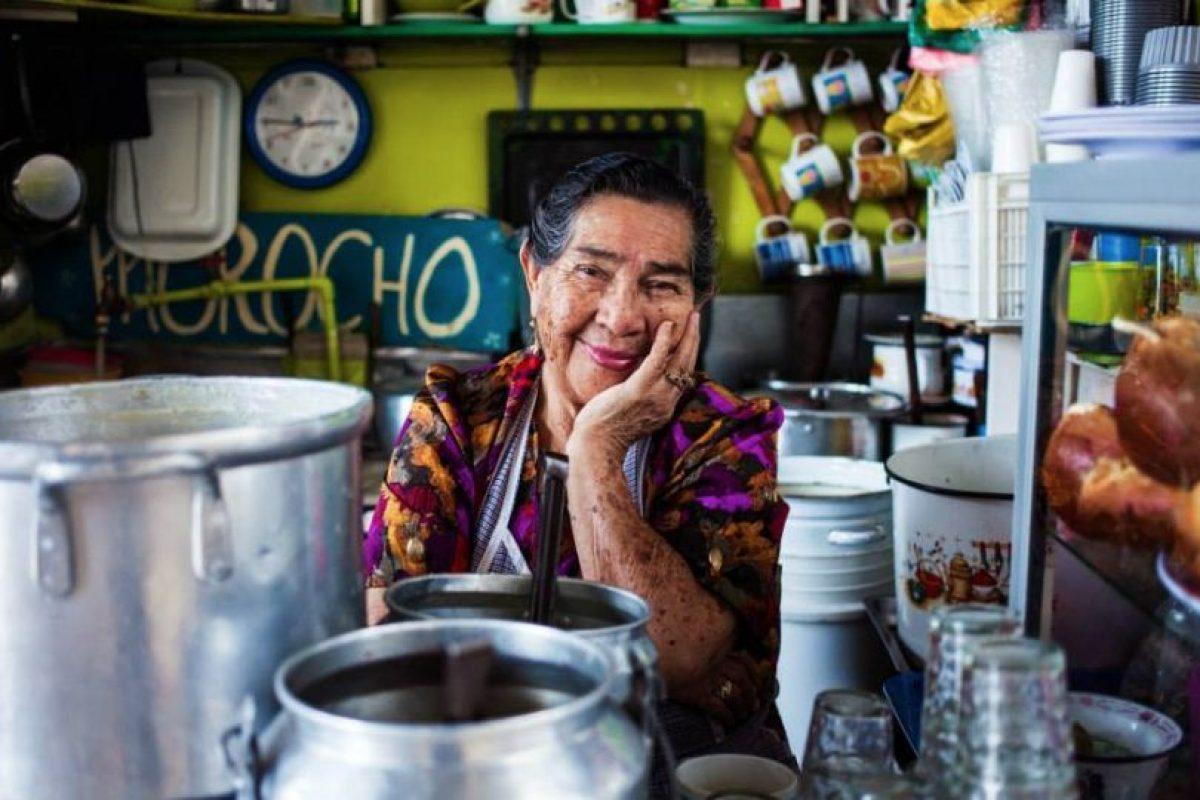 Mujer en Ecuador Foto:The Atlas of Beauty / Mihaela Noroc. Imagen Por: