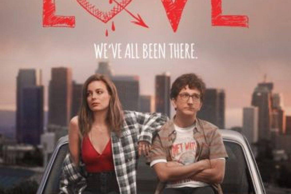 """""""LOVE"""". Primera temporada a partir del 19 de febrero. Foto:Netflix. Imagen Por:"""