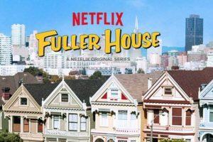 """""""FULLER HOUSE"""". Primera temporada disponible a partir del 26 de febrero. Foto:Netflix. Imagen Por:"""