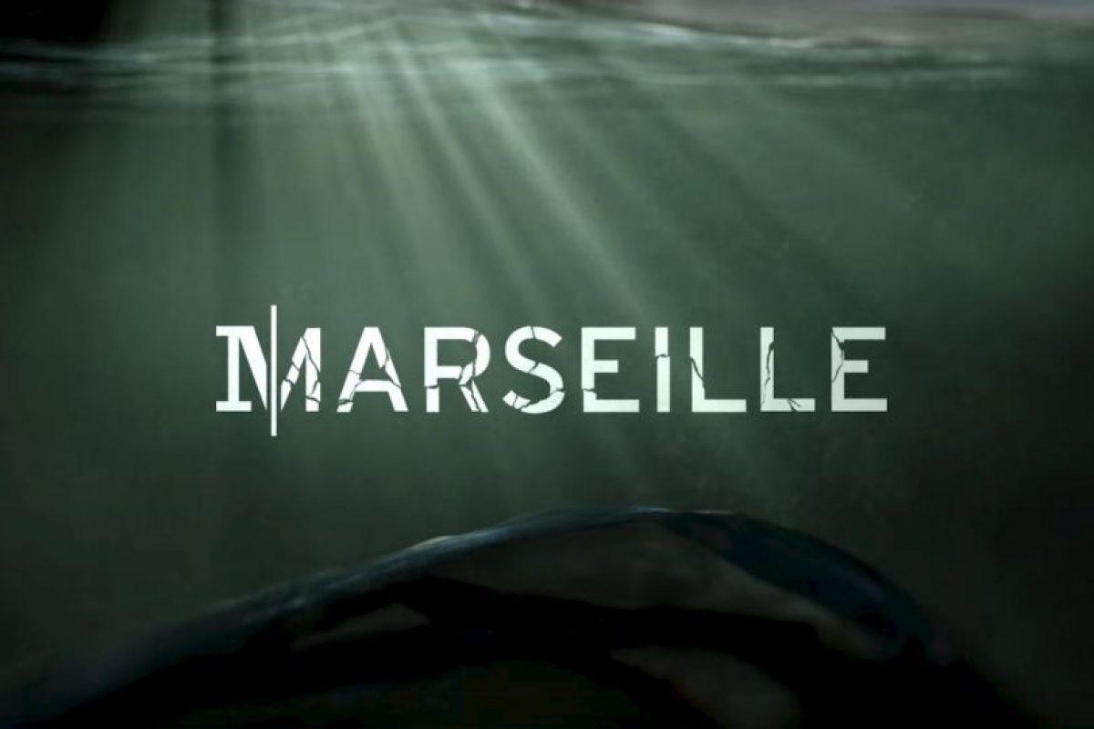 """""""MARSEILLE"""". Primera temporada disponible a partir del 5 de mayo. Foto:Netflix. Imagen Por:"""