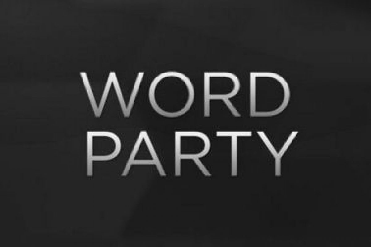 """WORD PARTY"". Primera temporada disponible a partir del 3 de junio. Foto: Netflix. Imagen Por:"