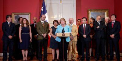 Presidenta anuncia creación de Ministerio de Ciencias y Tecnologías y se autoimpone plazos