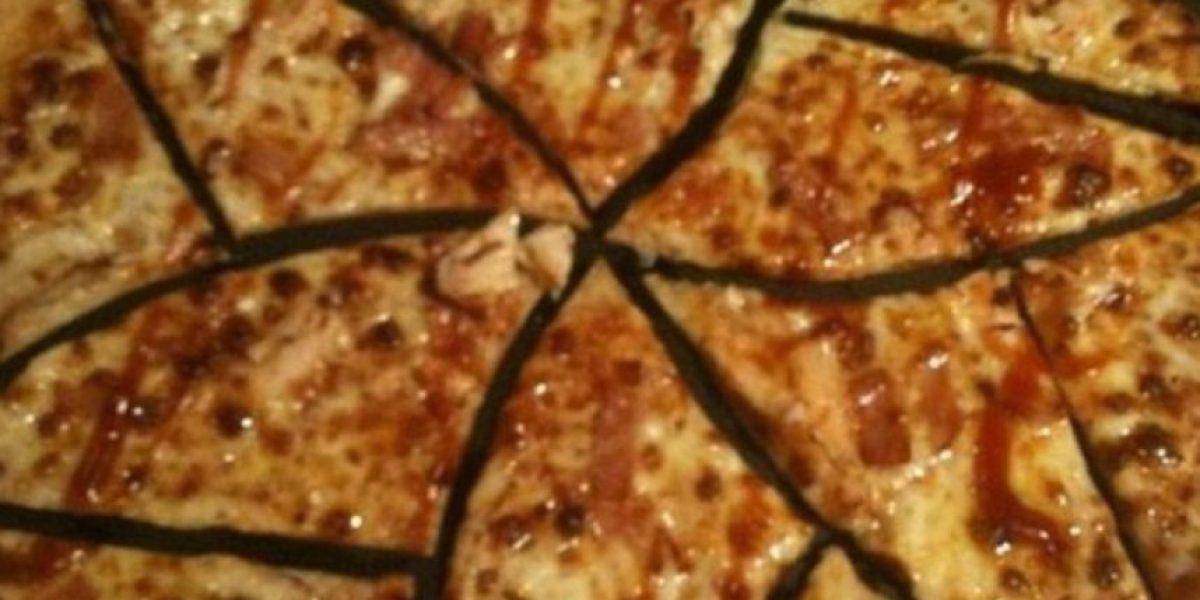 Matemáticas para cortar la pizza: así conseguirás el reparto perfecto