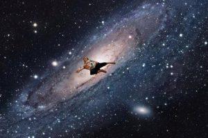 Hasta en el espacio Foto:Vía Facebook. Imagen Por: