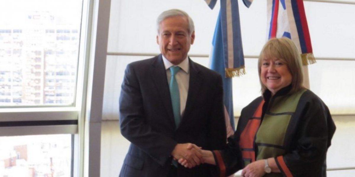 Canciller argentina: litigio entre Chile y Bolivia es un