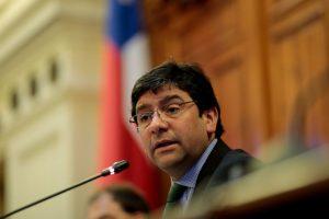 Pablo Badenier, ministro del Medio Ambiente Foto:Agencia Uno. Imagen Por: