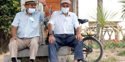 """Miembro del Minsal: """"El humo tiene componentes que son irritantes"""""""