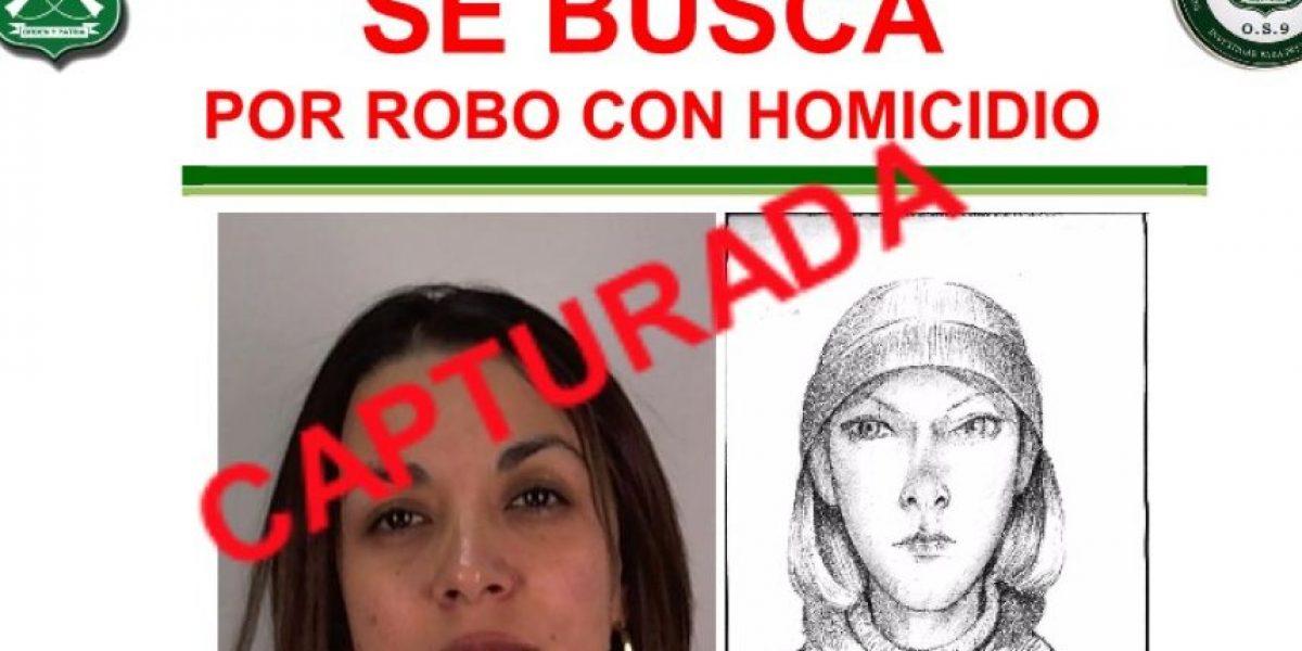 En España capturan a mujer que lideró fatal asalto a camión de valores en 2015