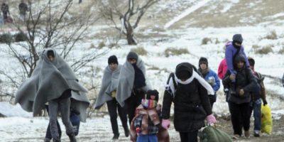 El Estado Islámico liberó a 270 de los 400 civiles secuestrados en Siria