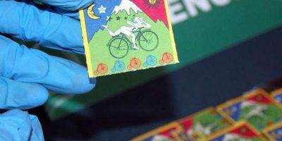 Pucón: Carabineros detiene a sujeto que vendía LSD por internet
