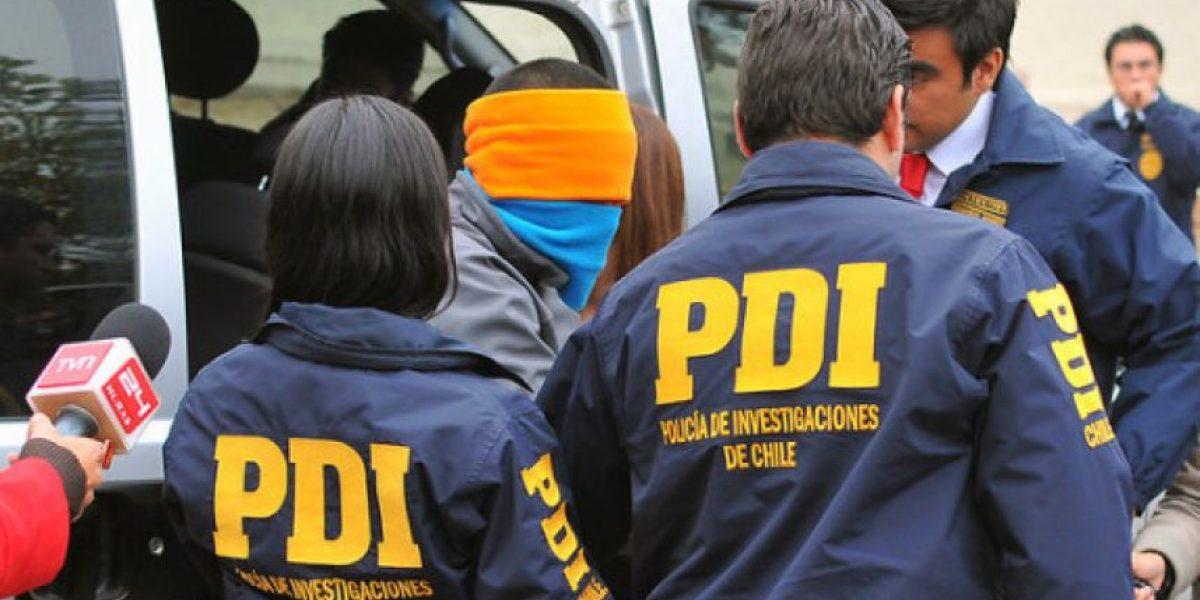 Procedimiento de la PDI permite la expulsión de doce extranjeros del país