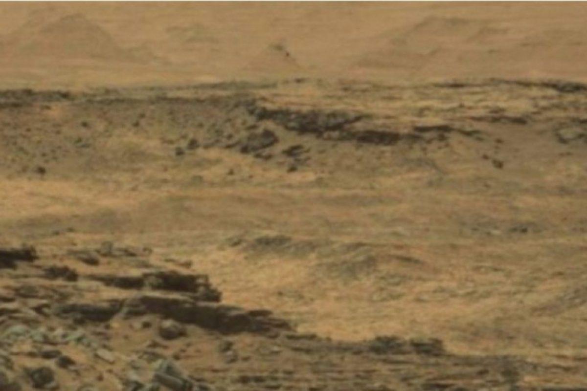 Y estas son las imágenes difundidas por la NASA Foto:http://mars.jpl.nasa.gov/msl-raw-images/msss/01074/mcam/1074MR0047260010600092E01_DXXX.jpg. Imagen Por: