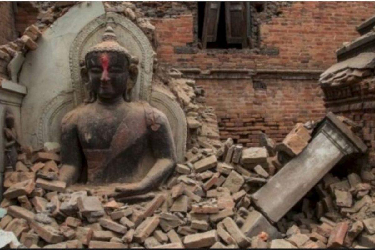 Incluso se le ha llegado a comparar con Buda Foto:Getty Images. Imagen Por: