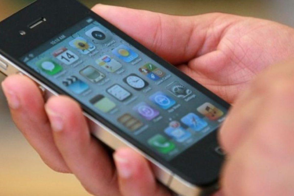 iPhone 4s (2011). Foto:Getty Images. Imagen Por: