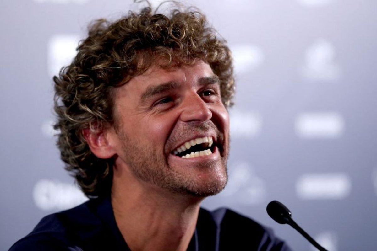 """""""El episodio es muy triste. Durante toda mi carrera nunca fui asediado, pero el asunto ya persigue el tenis desde hace bastante tiempo"""", indicó el extenista brasileño Foto:Getty Images. Imagen Por:"""