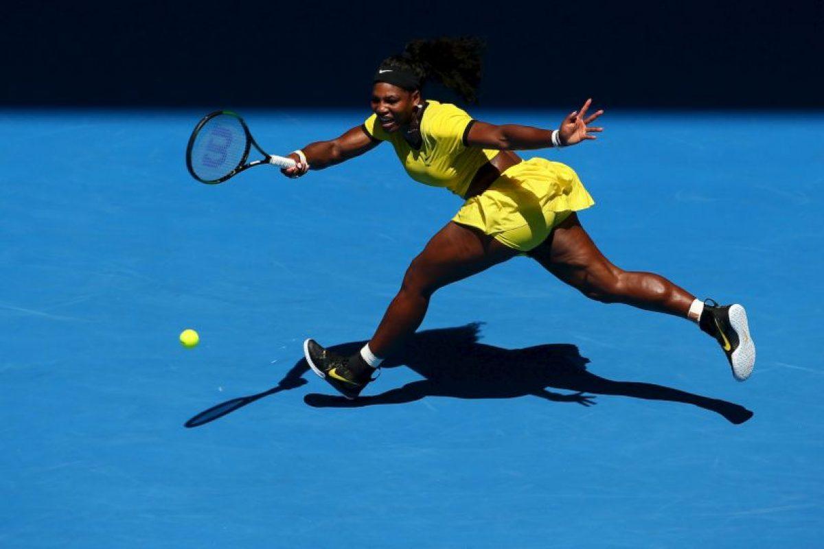 """""""Juego con intensidad y todas las jugadoras con las que me enfrento parecen que también lo hacen intensamente"""", Serena Williams, número uno de la WTA Foto:Getty Images. Imagen Por:"""