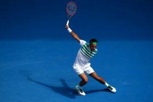 """Federer pidió pruebas. """"Quisiera saber los nombres. Entonces al menos es algo en concreto y realmente se puede debatir el tema. ¿Fue el jugador? ¿Fue su equipo? ¿Quién fue? ¿Fue antes? ¿Fue un jugador de dobles, uno de singles? ¿Qué título?"""", dijo Foto:Getty Images. Imagen Por:"""