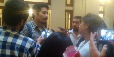 Jefe de carrera de Sociología de la UVM es despedido frente a estudiantes