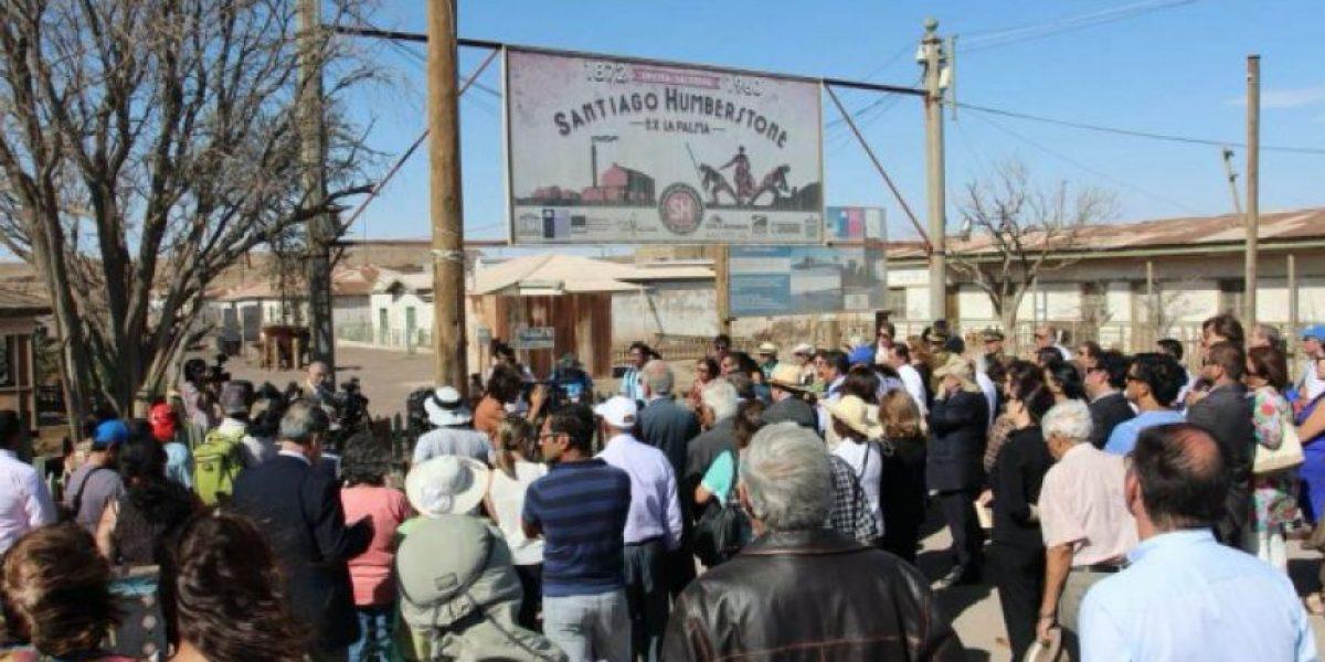 Gobierno celebra décimo aniversario de Humberstone como patrimonio de la humanidad