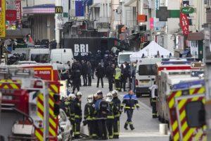 En los que murieron 130 personas. Foto:AP. Imagen Por: