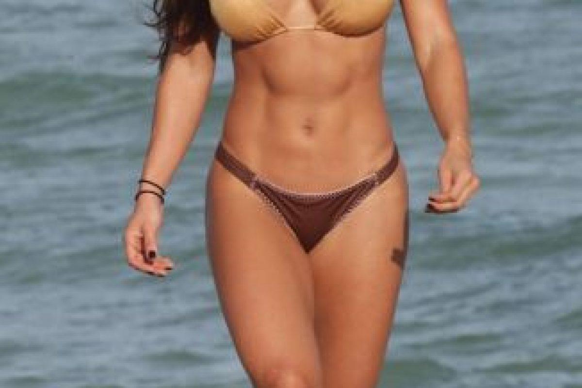 La venezolana es una de las modelos fitness más famosas del mundo Foto:Vía instagram.com/michelle_lewin. Imagen Por: