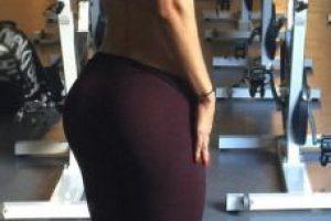 """Es conocida como la """"Diosa colombiana del fitness"""" Foto:Vía instagram.com/anllela_sagra. Imagen Por:"""