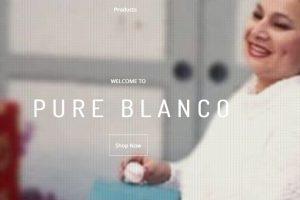 """""""Pure Blanco"""" está inspirada en Griselda Blanco, maestra de Escobar y una de los capos más peligrosos de los 70 y 80. Foto:vía Pure Blanco. Imagen Por:"""