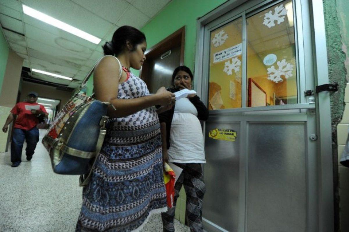 ¿Y las embarazadas? Foto:AFP. Imagen Por: