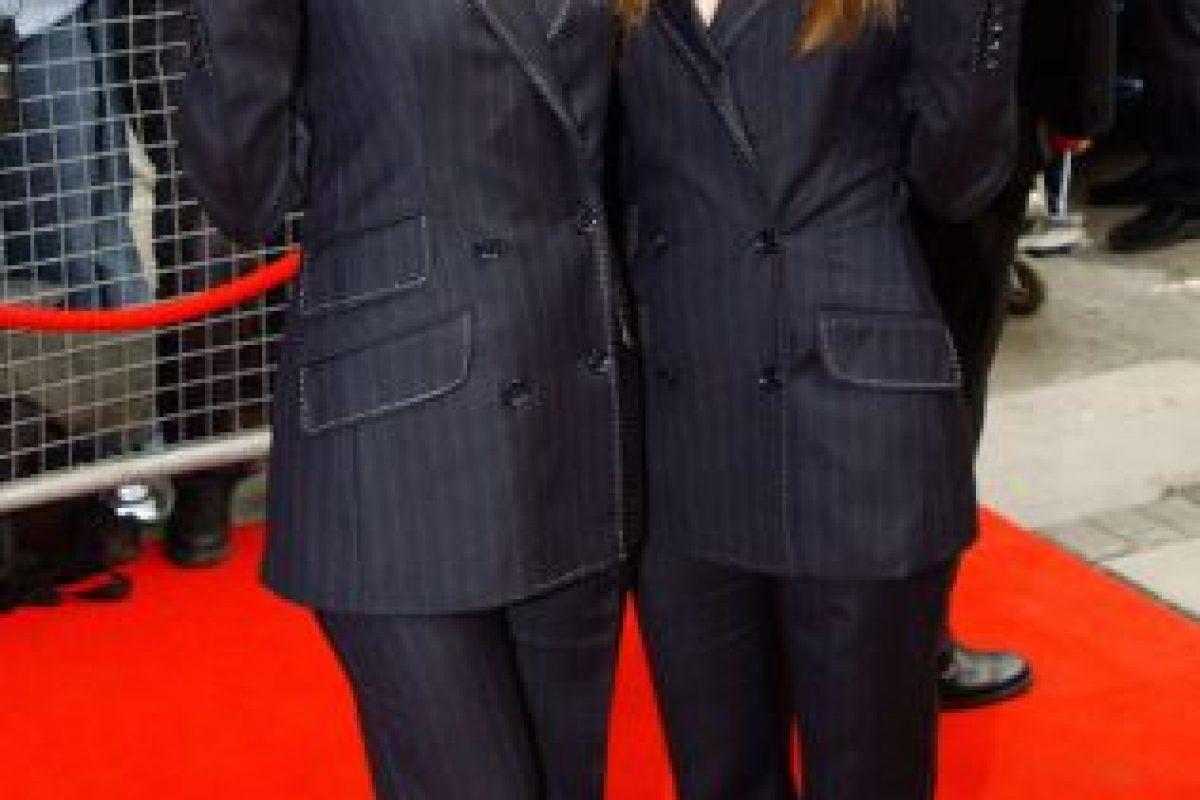 Las gemelas empezaron a trabajar desde que tenían 9 meses de edad. Foto:Getty Images. Imagen Por:
