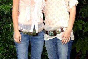 en 2004, Mary-Kate Olsel anunció que había entrado a un tratamiento de anorexia. Foto:Getty Images. Imagen Por: