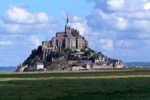Mont Saint Michel, Francia. Foto:Vía Flickr. Imagen Por: