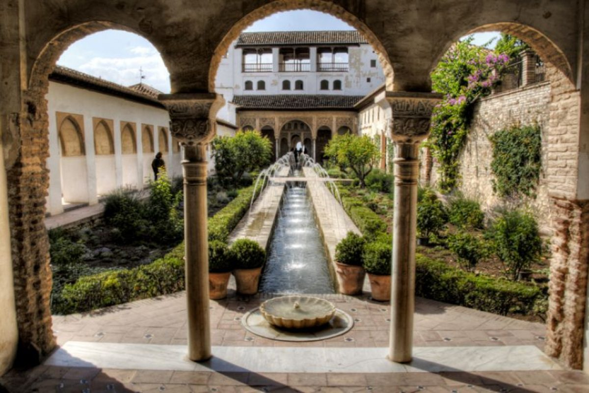 La Alhambra de Granada, España. Foto:Vía Flickr. Imagen Por:
