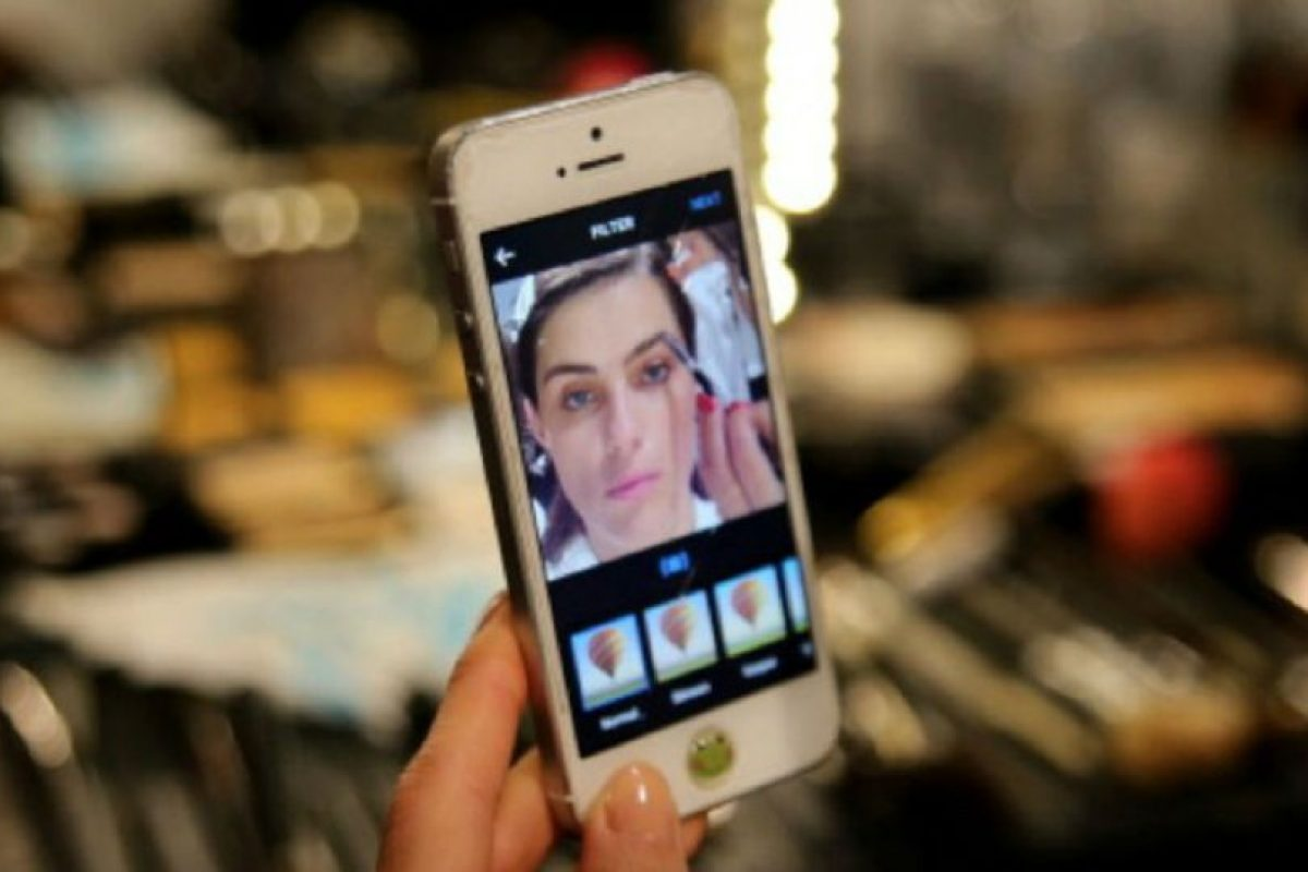 Las mejores aplicaciones gratuitas para maquillarse. Foto:Getty Images. Imagen Por: