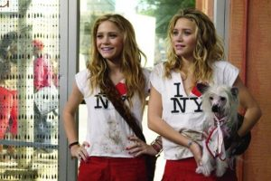 Ambas son actrices estadounidenses. Foto:IMDb. Imagen Por: