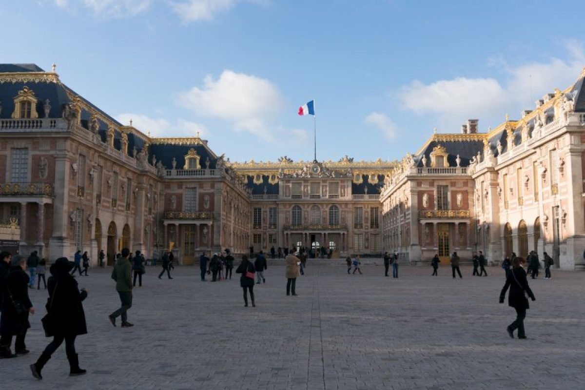 Palacio de Versalles, Francia. Foto:Vía Flickr. Imagen Por: