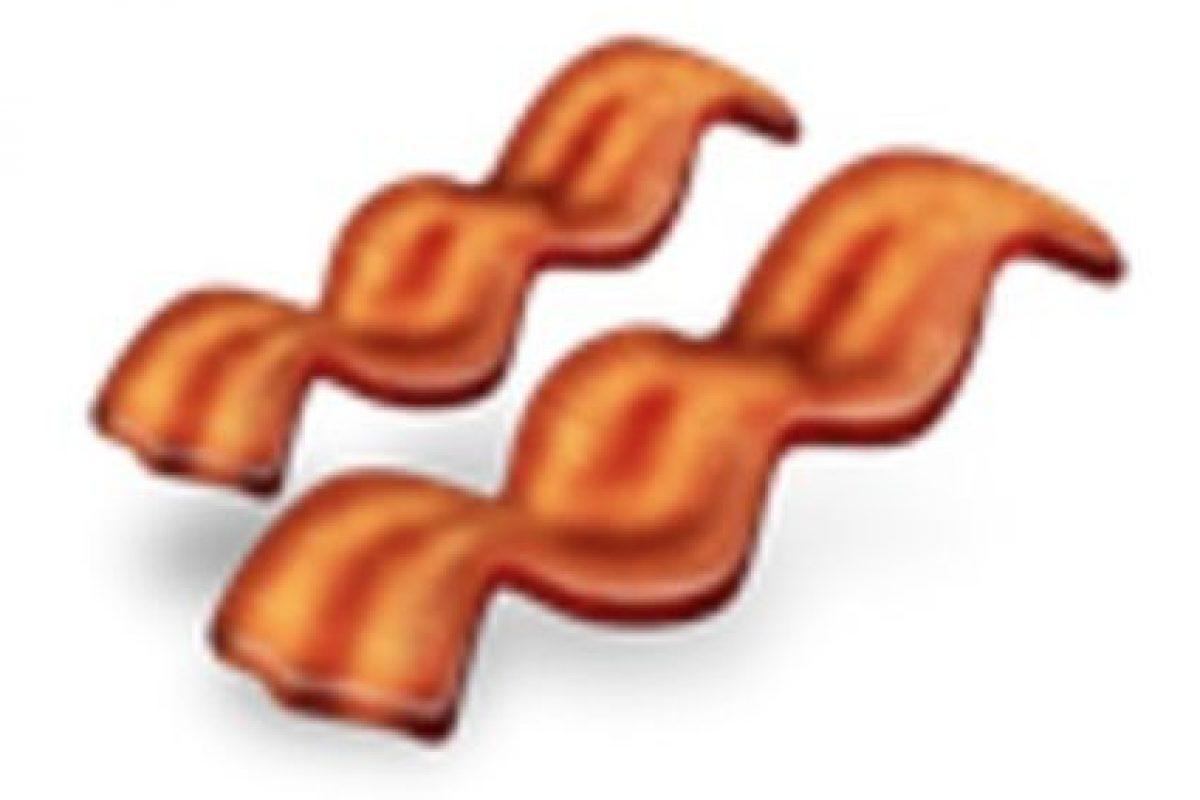Tocino. Foto:vía emojipedia.org. Imagen Por: