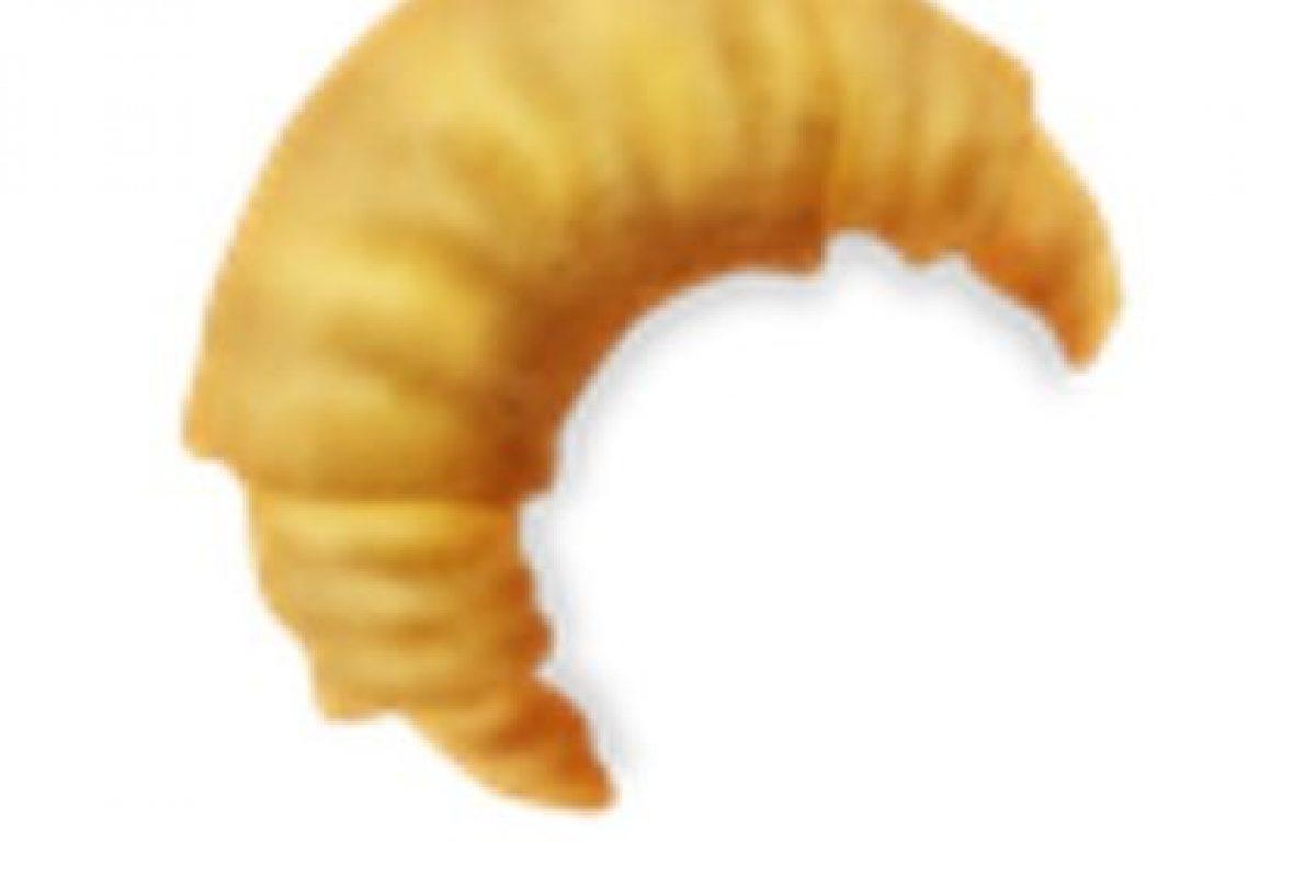 Croissant. Foto:vía emojipedia.org. Imagen Por: