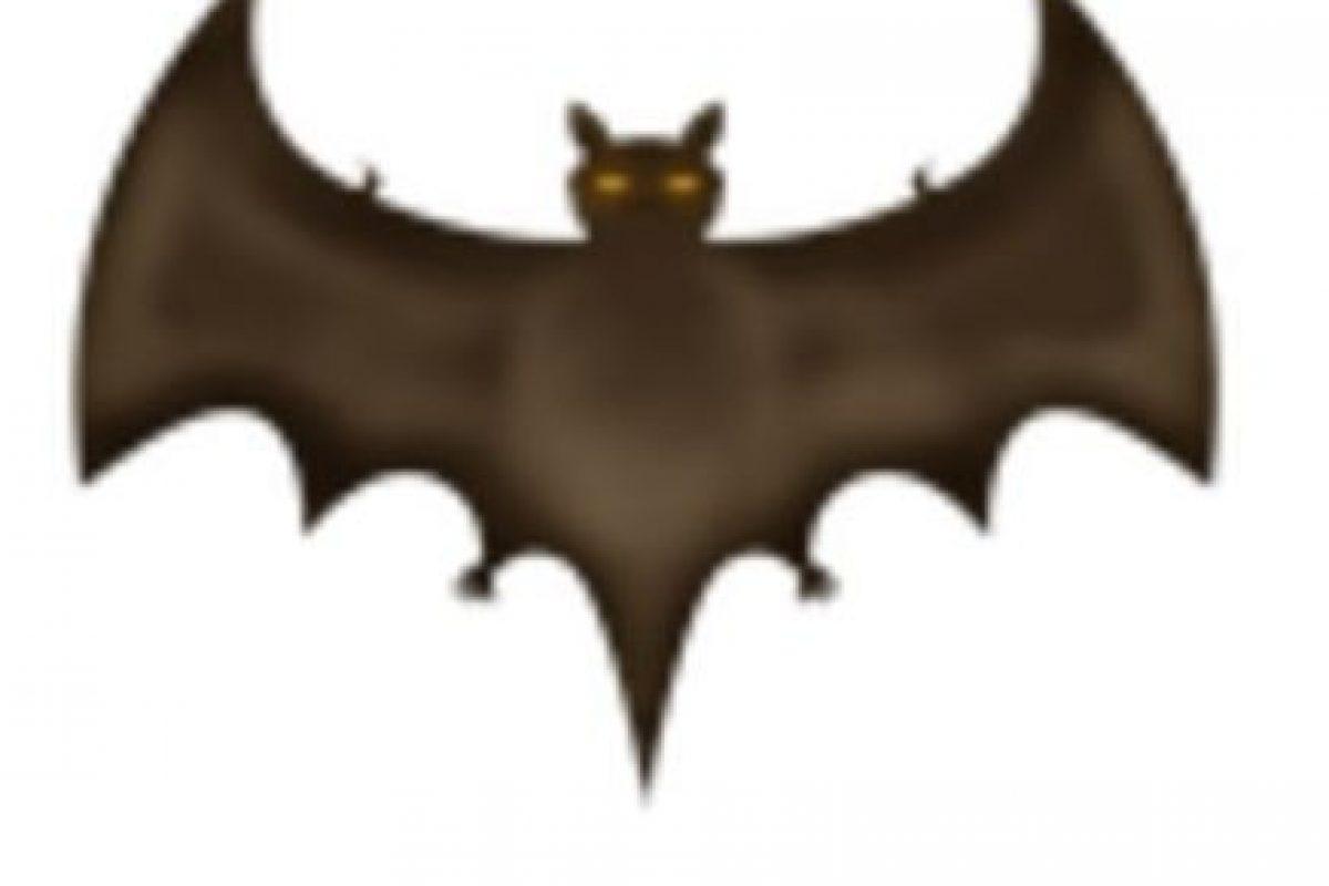 Murciélago. Foto:vía emojipedia.org. Imagen Por: