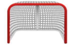 Portería de hockey. Foto:vía emojipedia.org. Imagen Por: