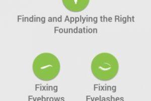 Las lecciones de maquillaje les enseñarán cómo sentirse y verse mejor. Aprenderán a cubrir sus orejas, manchas producidas por el envejecimiento de la piel para tener una presencia impecable y resaltar las características más excepcionales de su rostro. Tendrán maquilladores profesionales reconocidos que las guiarán a través de cada paso del proceso para hacer que se vean más guapas que nunca. Foto:SoloLearn. Imagen Por: