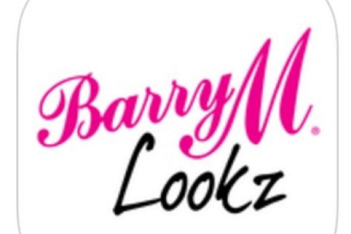 1- Lookz – Barry M. Foto:Barry M Cosmetics Ltd. Imagen Por: