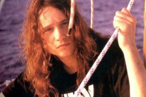 Enrique Bunbury 1984 Foto:Vía hheroesdelsilencio.es. Imagen Por: