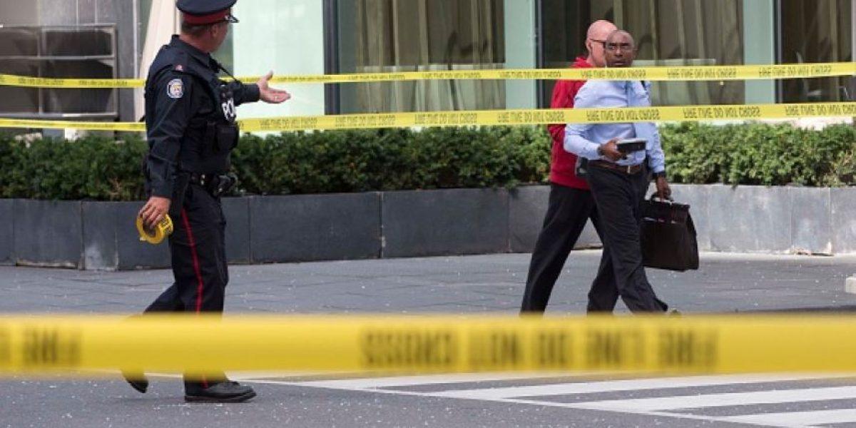 Canadá: tiroteo al interior de escuela deja al menos cuatro víctimas fatales