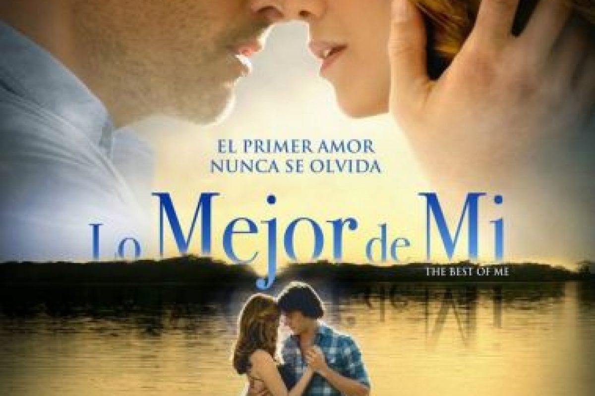 """3- """"Lo mejor de mí"""". Foto:vía Netflix. Imagen Por:"""