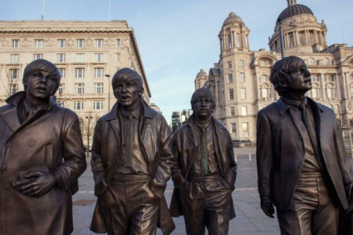 4. Lennon y McCartney se conocieron un 6 de junio de 1957. Foto:Getty Images. Imagen Por: