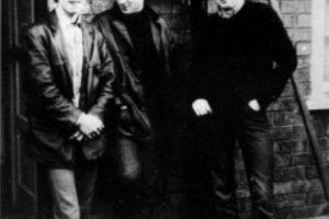 """9. John Lennon inventó el nombre de la banda, asegurando que un """"hombre en un pastel con flamas"""" se lo dictó. Foto:Getty Images. Imagen Por:"""