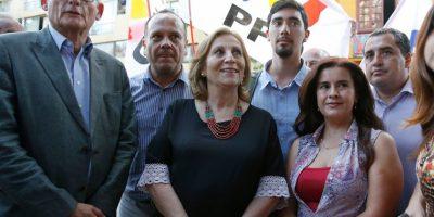 Presidente del PPD respalda a Helia Molina como candidata a alcaldesa por Ñuñoa