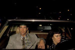 """Pues se casó con una mujer totalmente """"normal"""", Robyn Moore. Foto:vía Getty Images. Imagen Por:"""