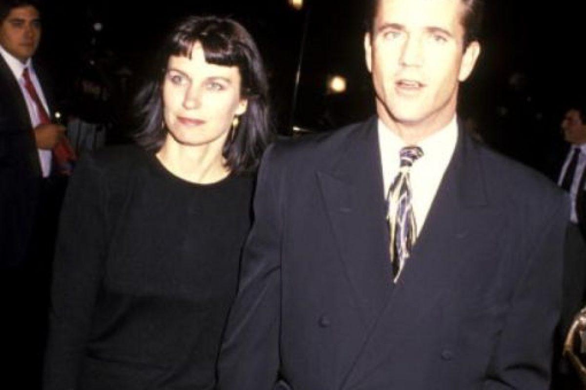 En los años 80 y 90 Mel Gibson era muy admirado por su matrimonio. Foto:vía Getty Images. Imagen Por: